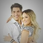 Dancing with the Stars - Mike Catherwood and Lacey Schwimmer